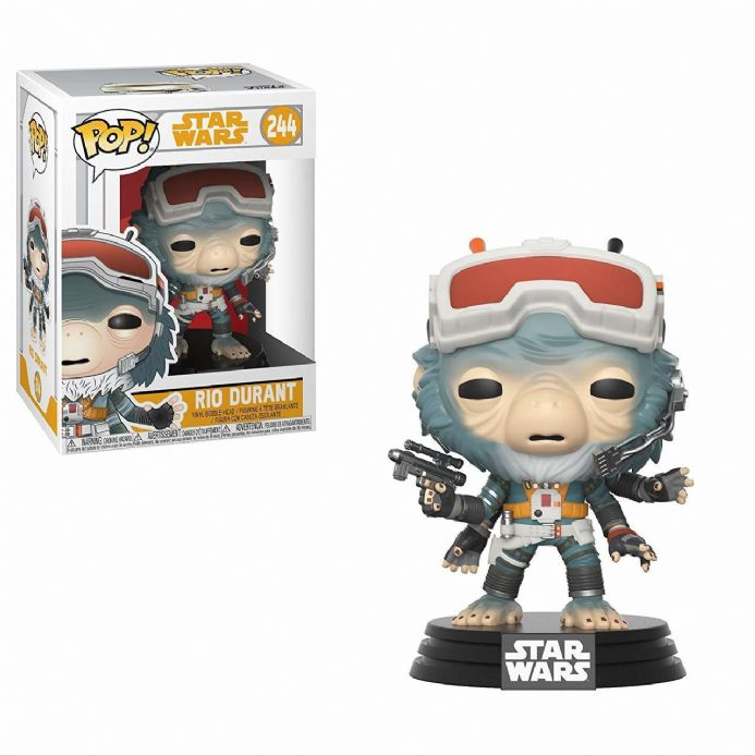 Funko POP Vinyl: Star Wars Rio Durant